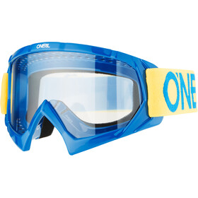 O'Neal B-10 Goggles Kids solid yellow